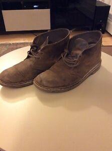 Clarks Desert Boot, Size 11, Condition 7/10, $30 OBO