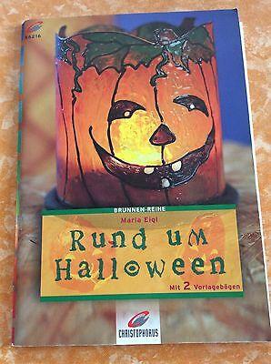Rund um Halloween (56216) Maria Eigl, Brunnen-Reihe Christophorus