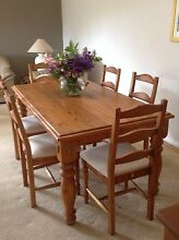 Country Dining Suite Elanora Heights Pittwater Area Preview