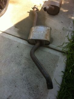 Vt/vx original stock exhaust  Clarence Town Dungog Area Preview