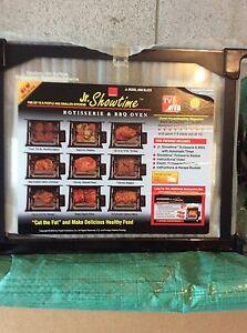 Rotisserie&BBQ oven