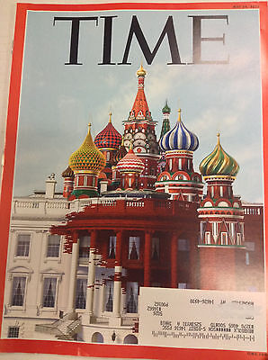 Time Magazine Donald Trump Lavrov May 29, 2017 071017nonr