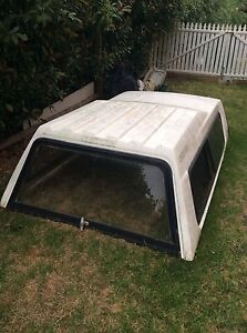 Fibreglass Ute Canopy fit Mitsubishi, Toyota etc Seaforth Manly Area Preview