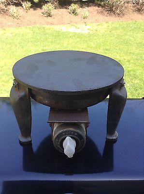 Vintage Cast Iron Electric Burner