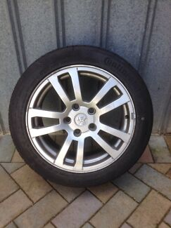 Commodore VY  Alloy Wheels 5 pack Henley Beach Charles Sturt Area Preview