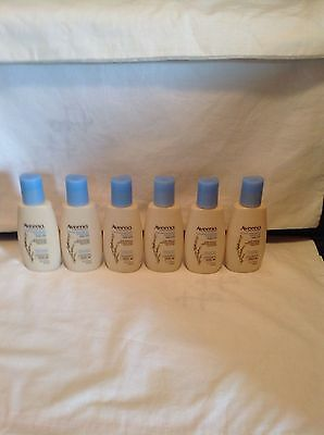 Aveeno Natural Body Wash - AVEENO NATURALS SKIN RELIEF BODY WASH OR LOTION - LOT OF 6  BOTTLES