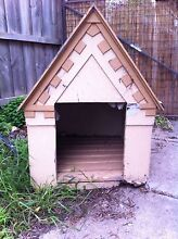 Dog kennel free Chadstone Monash Area Preview
