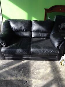 Gently used loveseat at the HFH restore