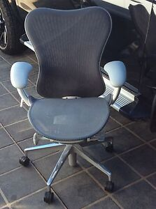Herman Miller Mirra 2 Chair Fully Loaded with Extras Kellyville Ridge Blacktown Area Preview