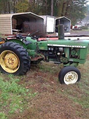 John Deere 820 Diesel Tractor 5ea Fender Lights.  Farmerjohns