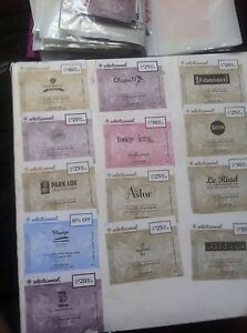 Adelaide vouchers $5 per page or $1 each Rosewater Port Adelaide Area Preview