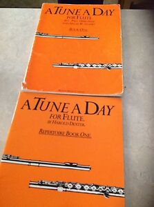 Assorted Flute  Books Half price originally purchased Great Condition Morley Bayswater Area Preview