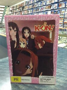 K-CON DVD COLLECTION Guildford Swan Area Preview