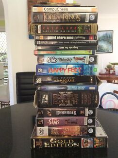 Computer Games - stack! Clearance!