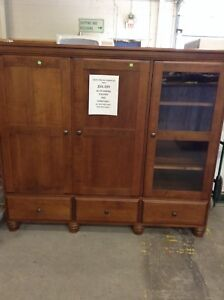 Gently used cabinet at the HFH restore