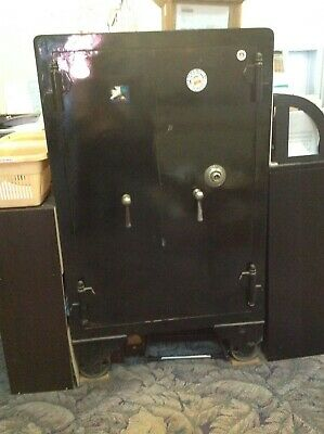 Antique Safe from 1800's  Safe manufactured by Diebold Safe