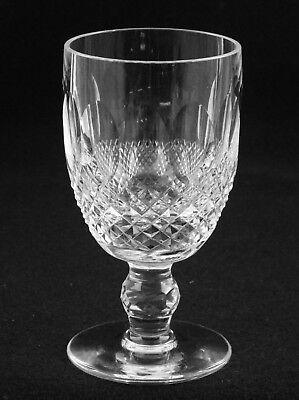 Waterford Colleen  5 oz Short Stem Claret Wine (4 3/4