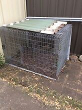 Animal cage Emu Plains Penrith Area Preview