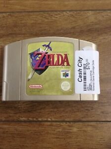 NINTENDO 64 THE LEGENDS OF ZELDA OCARINA OF TIME Guildford Swan Area Preview