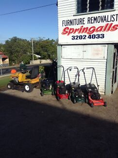 Lawn mower repairs  and new parts fast turn around rover victa