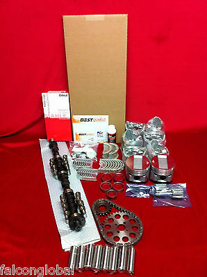 Plymouth 277 Poly Master engine kit 1956 57 pistons gaskets bearings chain w/cam for sale  Memphis