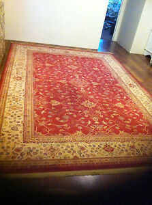 Superior 100% Wool Rug - Large 340 -  240cm Joondalup Joondalup Area Preview