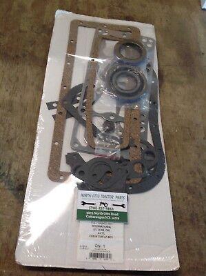 Complete Engine Gasket Set For Ih Farmall Cub Lo-boy 154 184 185 C60 Engine