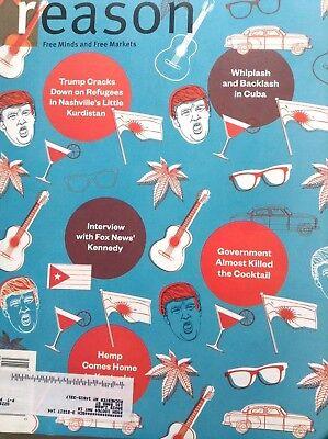 Reason Magazine Donald Trump Cracks Down On Refugees October 2017 101917nonrh