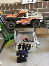 Nitro rc car 1/10 scale trophy truck Ashtonfield Maitland Area Preview