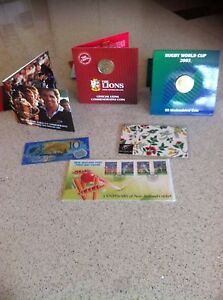 New Zealand Rugby Coin Packs & Misc Items Eatons Hill Pine Rivers Area Preview