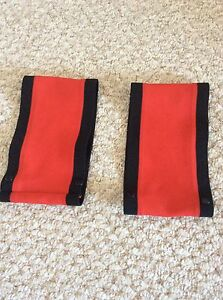 Red Referee Arm Bands