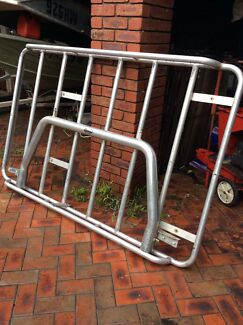 Roof rack Toyota hilux SR5 OZRAX  Upwey Yarra Ranges Preview