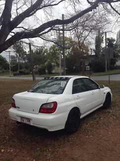 2001 Subaru Impreza  East Brisbane Brisbane South East Preview