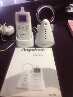 Angelcare baby monitor Mosman Mosman Area Preview