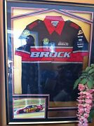 Super rare peter Brock 1 of 10 and lots other race stuff %100 all real  Tumut Tumut Area Preview