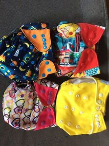 Eco able cloth diapers  and baby city