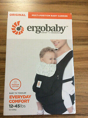 Ergo Baby Carrier - Downtown