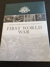 2015 First World War commemorative coin collection Kingsford Eastern Suburbs Preview