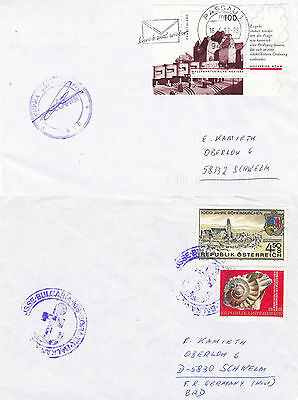 BULGARIAN RIVER CRUISE SHIP MS SOFIA 2 SHIPS CACHED COVERS ONE SIGNED