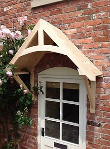 Wooden Door Canopy Ebay