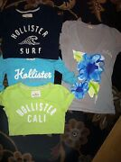 Hollister Girls XS Lot