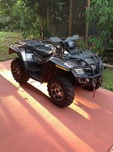 2012 Can-Am 800cc Outlander Max Limited Moulden Palmerston Area Preview