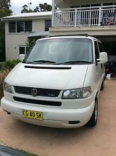 2002 VW TDI Caravelle 5 Speed Manual Copacabana Gosford Area Preview