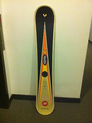 Rossignol Imperial Snowboard 158 Wood Core Made in Spain (Wave Rave) abaf9e8849