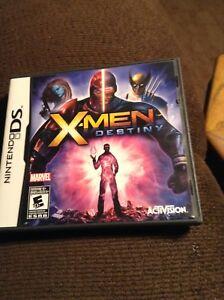 Nintendo DS Xmen destiny