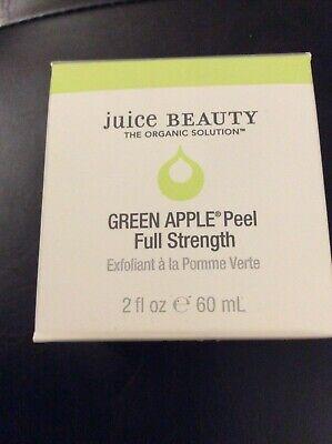 Juice Beauty Green Apple Peel NIB Green Apple Peel