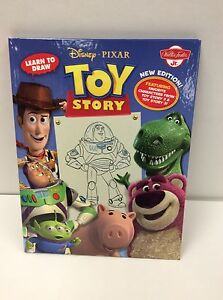 Book Learn to Draw Toy Story