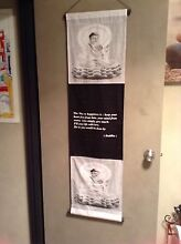 Buddha/Zen Inspirational Wall Hanging Midway Point Sorell Area Preview