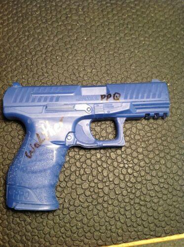 Rings Blue Gun Walther PPQ