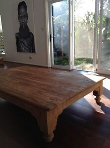 Moroccan coffee table Elanora Heights Pittwater Area Preview